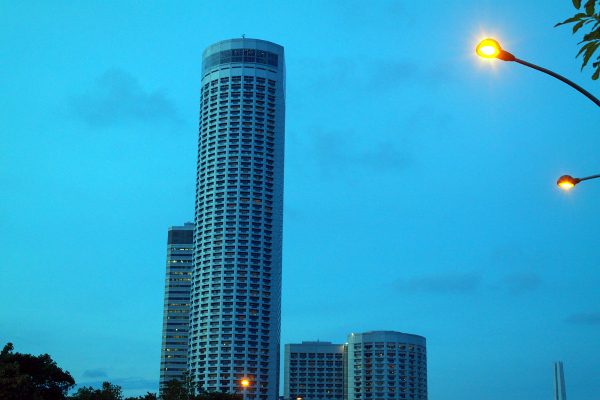 Free Photos - Buildings - Raffles City - Singapore