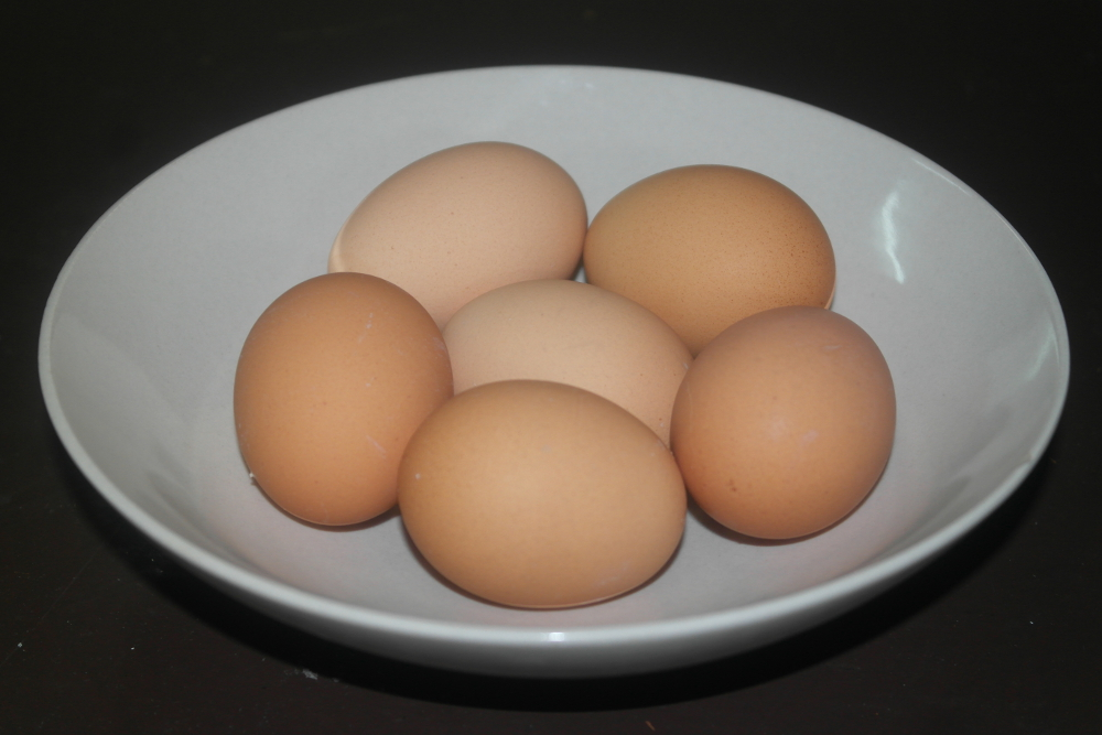 Free Photos - Food - Eggs on white plate