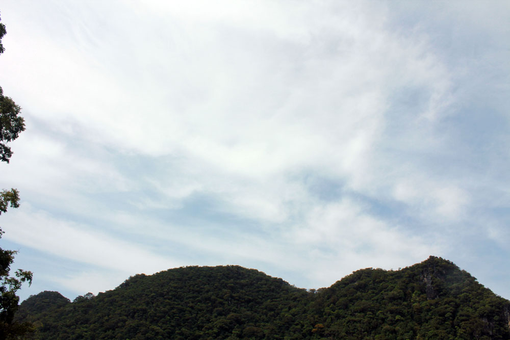 Free Photos - Nature - Pregnant Lady Mountain - Langkawi Island
