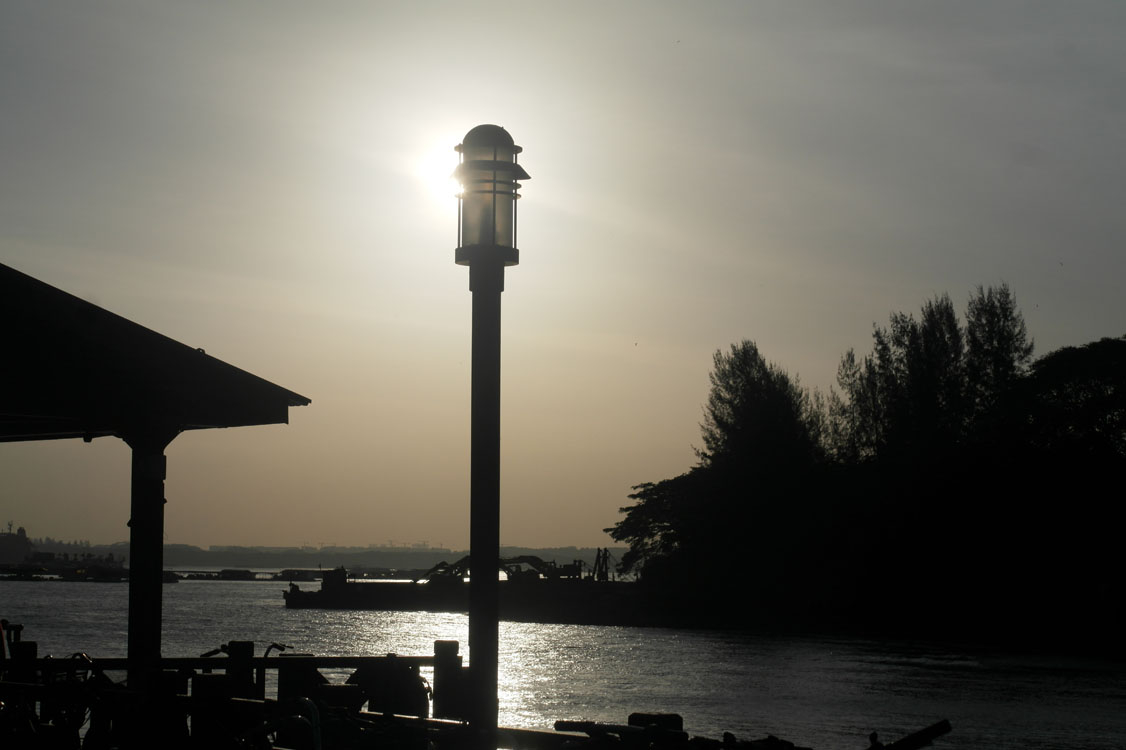 Free Photos - Nature - Beautiful Sunset Location at Pulau Ubin Island